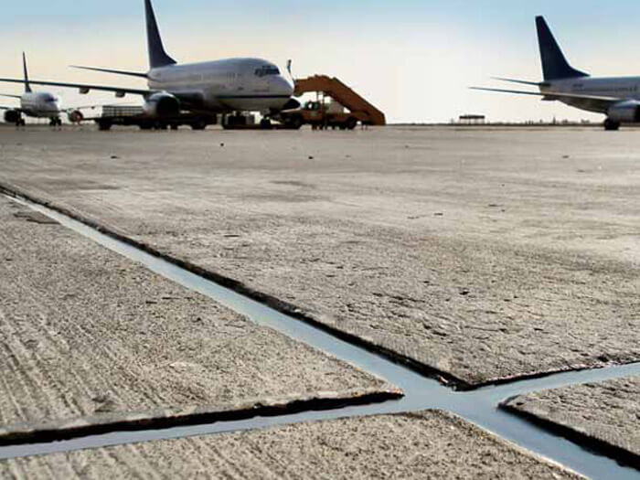 Do you want to minimize maintenance on airport runways?