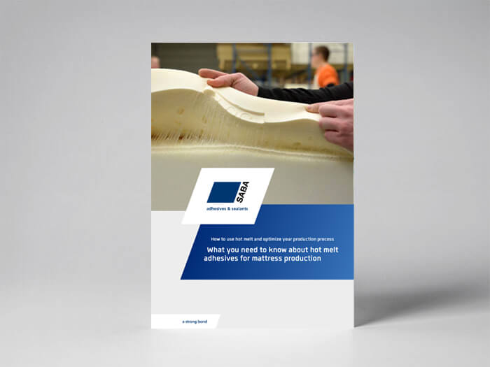 Whitepaper: How to use hot melt and optimize your production process